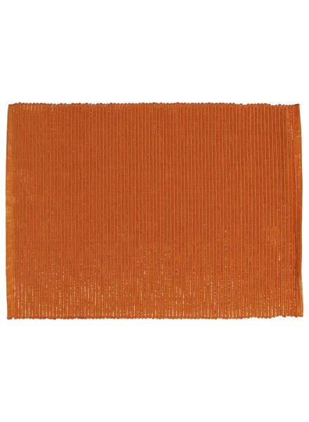 stoffen placemats - 2 stuks - 5300076 - HEMA