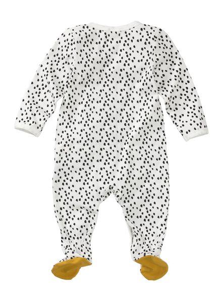 newborn jumpsuit yellow ochre yellow ochre - 1000006383 - hema