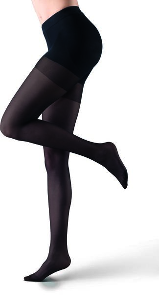 collant push-up 40 deniers noir noir - 1000001213 - HEMA