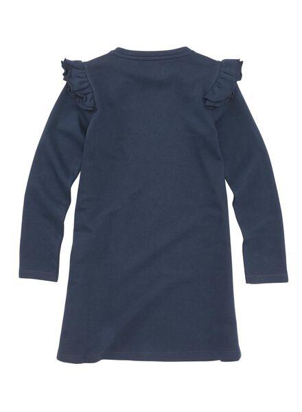 children's dress dark blue dark blue - 1000005883 - hema