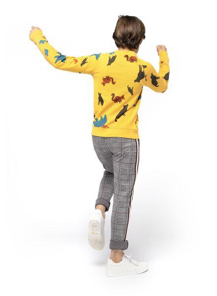 pantalon enfant noir noir - 1000016752 - HEMA