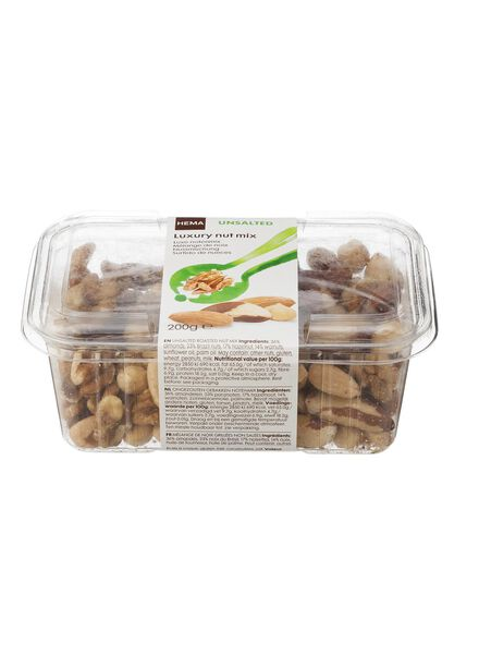 luxury mix of unsalted nuts - 10673003 - hema