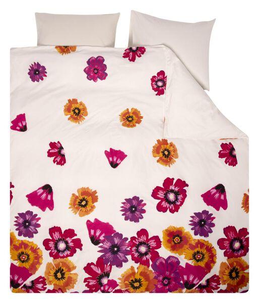 duvet cover - hotel satin cotton multi multi - 1000018700 - hema