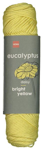 fil eucalyptus 83m jaune - 1400207 - HEMA