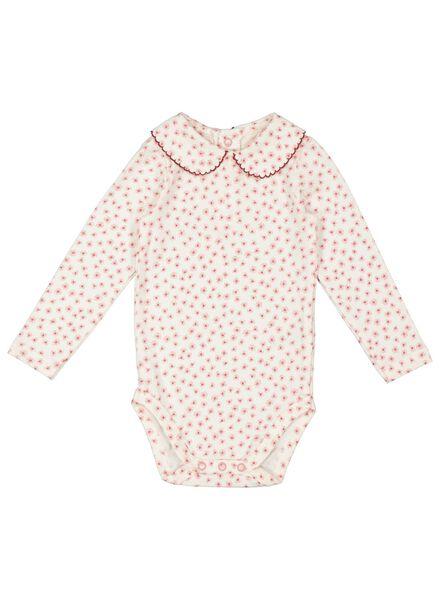 bodysuit organic cotton pink pink - 1000017227 - hema