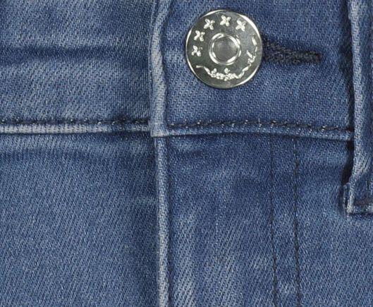 children's skirt denim denim - 1000017662 - hema