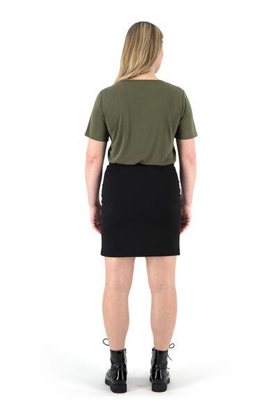 women's T-shirt olive olive - 1000019403 - hema