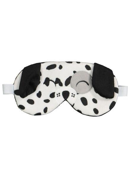 masque de sommeil dalmatien - 60500553 - HEMA