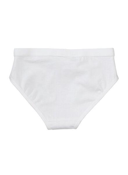 3 slips enfant blanc blanc - 1000001695 - HEMA