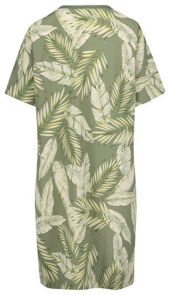women's dress green green - 1000019491 - hema