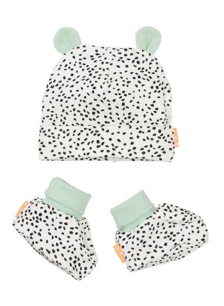HEMA Newborn Mütze Schühchen