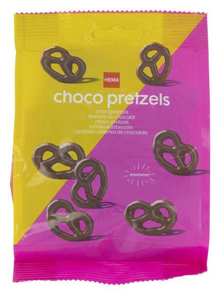 choco pretzels - 10380033 - HEMA
