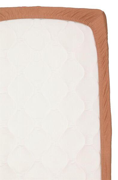 Kinder-Spannbettlaken, 60 x 120 cm, braun - 33334720 - HEMA