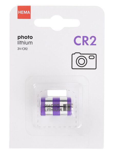 pile photo lithium CR2 - 41290275 - HEMA