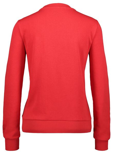 women's sweater Viktor&Rolf red red - 1000017321 - hema
