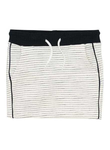 children's skirt black/white black/white - 1000007442 - hema