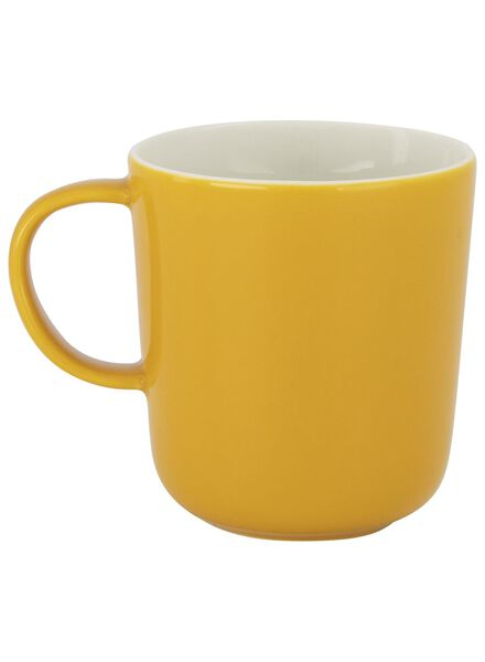 mug Chicago 280 ml jaune - 9602105 - HEMA