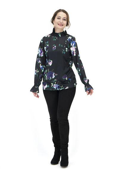 women's top black black - 1000017547 - hema