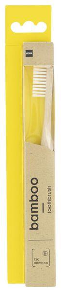 toothbrush bamboo - 11141040 - hema
