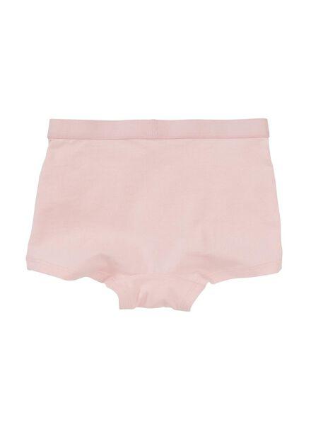 3 boxers enfant rose pâle rose pâle - 1000001691 - HEMA