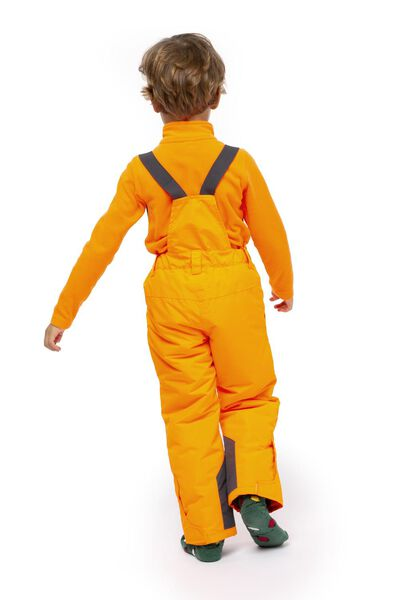 children's ski pants orange orange - 1000017216 - hema