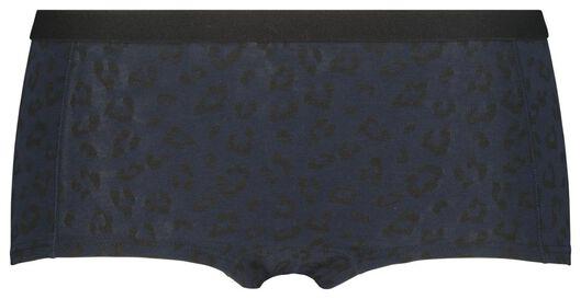 teen boxers dark blue dark blue - 1000019979 - hema