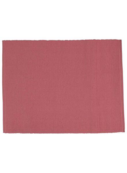 2 fabric place mats - 5300056 - hema