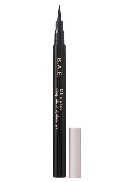 B.A.E. stylo eyeliner glossy deep black 12h - 17700021 - HEMA