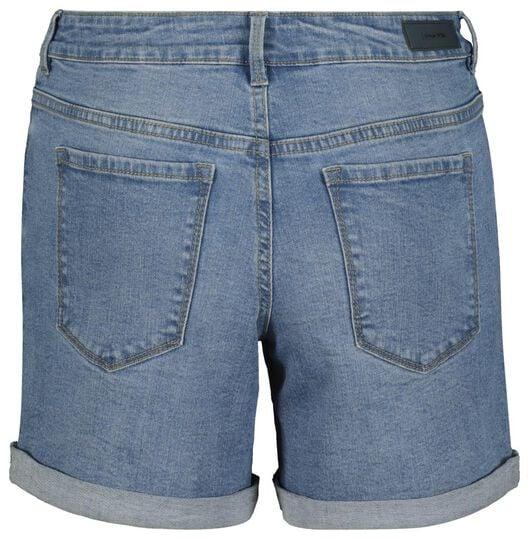 women's shorts denim light blue light blue - 1000019587 - hema