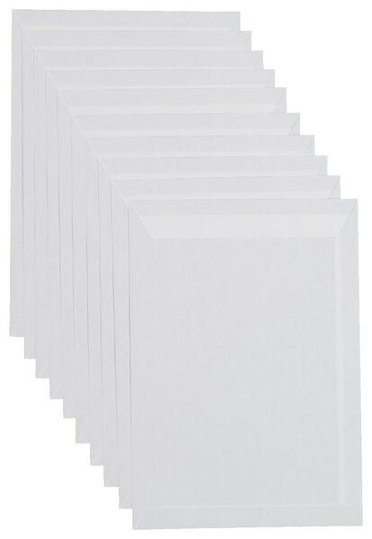 10 enveloppes C4 - 14110361 - HEMA