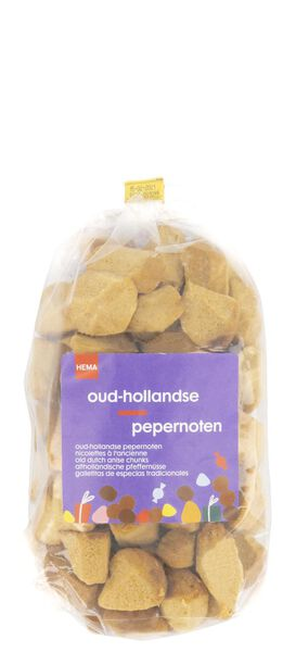 Traditional Dutch spice cookie drops 300 grams - 10904060 - hema