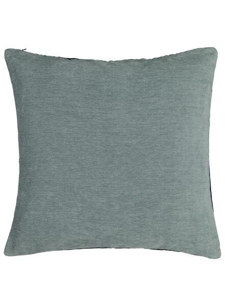 cushion cover - 50 x 50 - blue - 7392026 - hema