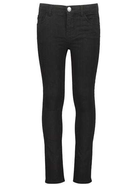 Kinder-Skinnyhose schwarz schwarz - 1000017028 - HEMA
