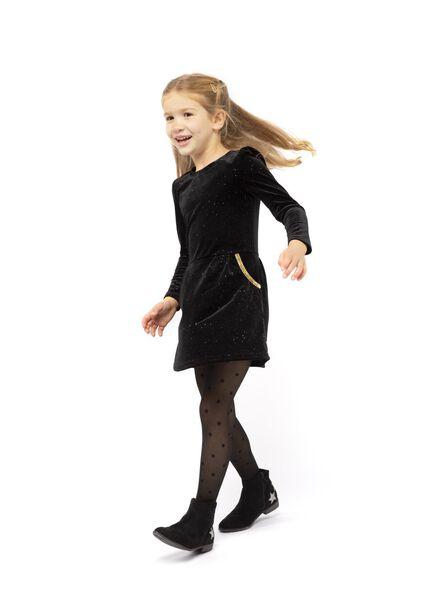 robe enfant noir noir - 1000017202 - HEMA