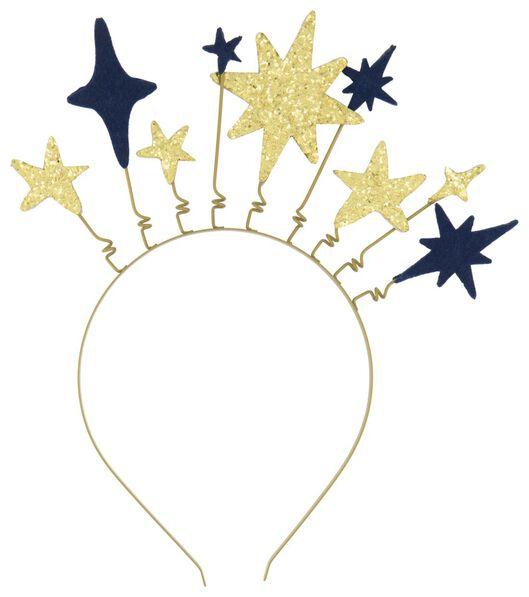 tiara gold stars - 25280038 - hema