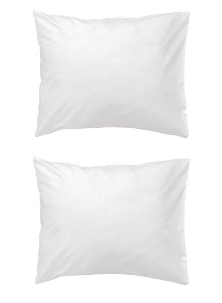 2-pack pillowcases 60 x 70 cm - 5140132 - hema