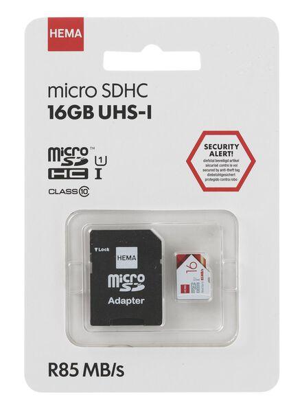 Mikro-SD-Speicherkarte, 16 GB - 39520010 - HEMA