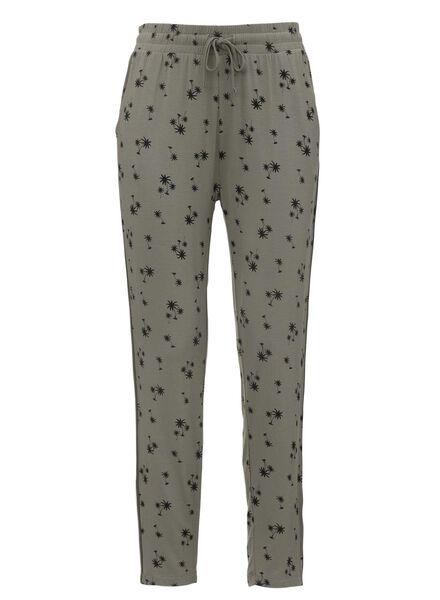 women's trousers army green army green - 1000007641 - hema