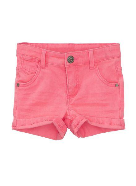 children's shorts pink pink - 1000006665 - hema
