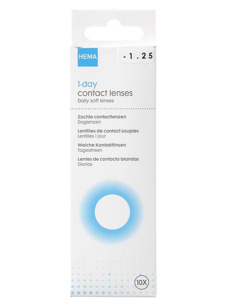 daily lenses x 10 -1.2 - 11973151 - hema