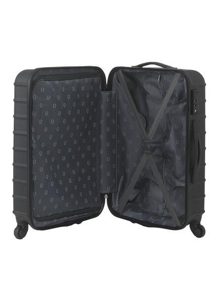 valise M 67 x 44 x 25 noir - 18670001 - HEMA