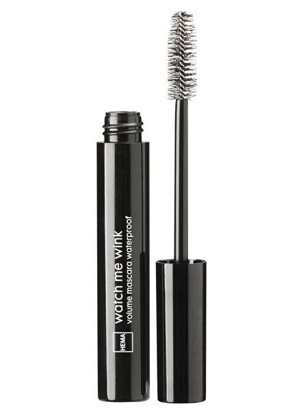 mascara volume waterproof - 11210068 - HEMA