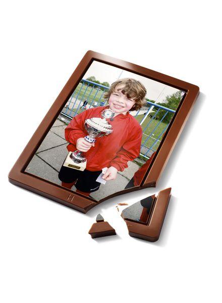 tablette de chocolat avec photo - 6380005 - HEMA