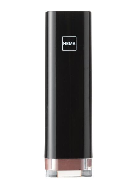 moisturising lipstick Wacky Walnut - 11230627 - HEMA