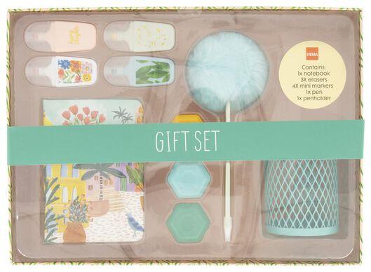 boîte cadeau accessoires de bureau 26.5x37x9 - 14878902 - HEMA