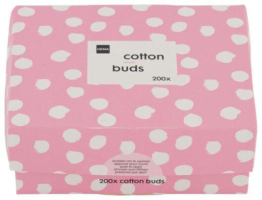 200 cotton buds cotton/paper - 11514167 - hema
