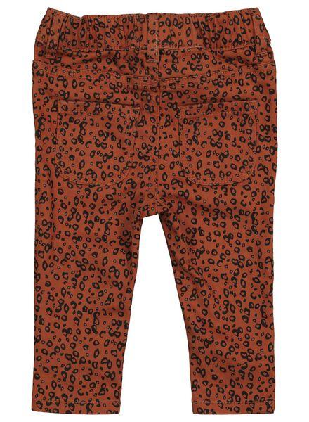 baby treggings brown brown - 1000017516 - hema