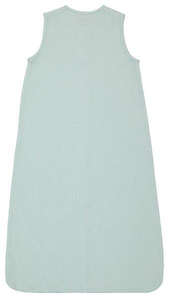 gigoteuse sans manches bébé coton bio bleu bleu - 1000023595 - HEMA