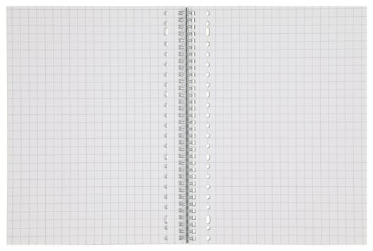 3 lecture notebook A4 10 x 10 mm squared - 14101645 - hema