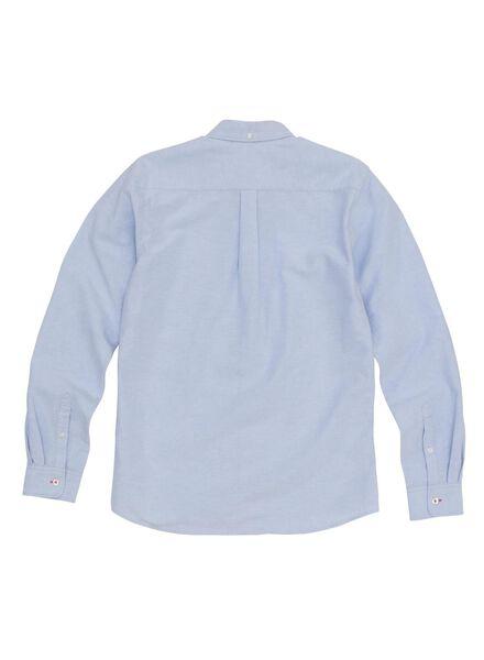 men's shirt light blue light blue - 1000005867 - hema